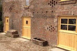 SOFTWOOD BARN DOORS & WINDOWS