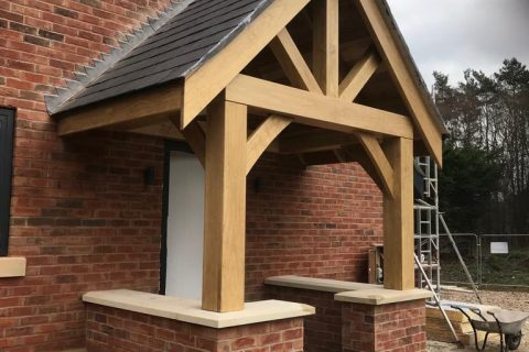 ACCOYA PORCH FINISHED IN TEKNOS